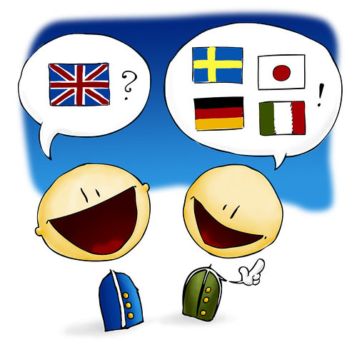 Talking in Languages 2.0 by zinjixmaggir, on Flickr