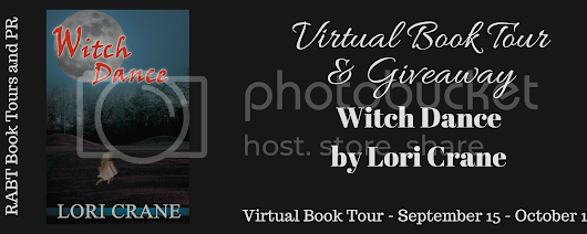 Virtual Book Tour: Witch Dance by Lori Crane @LoriCraneHess #giveaway #historical #thriller #booktour