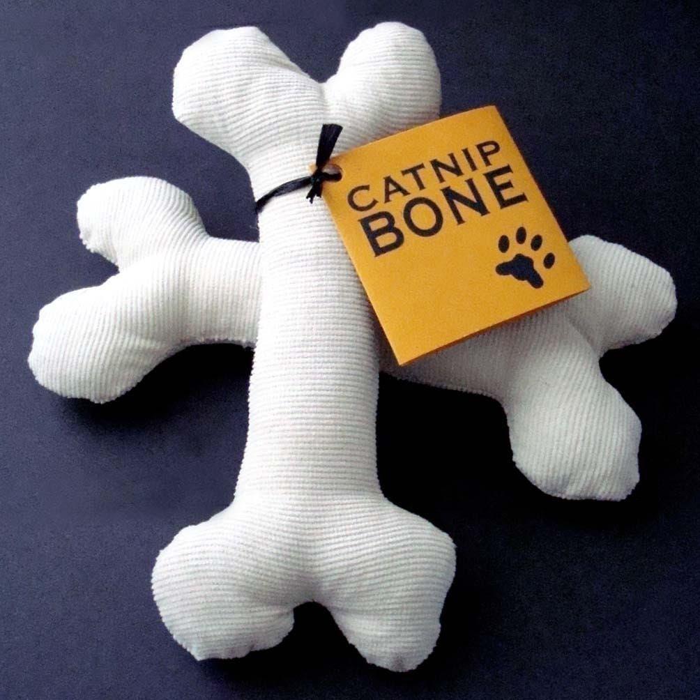 Cat Stuff- Catnip Bone
