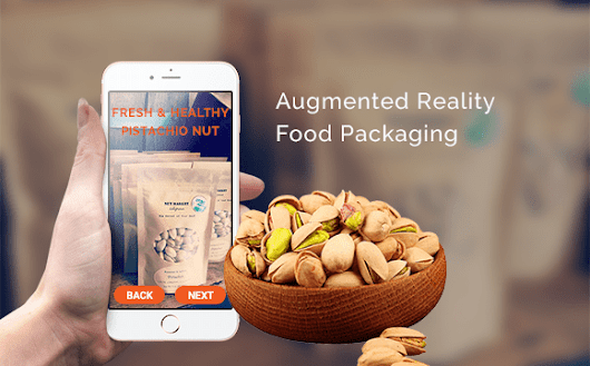 Augmented Reality Food Packaging - Quytech Blog