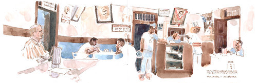 Indian Coffee House, Alleppey,