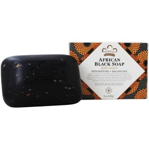 Nubian Heritage Bar Soap, African - 5 oz