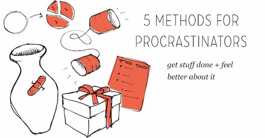 5 Bulletproof Strategies for Procrastinators who Need to Get Work Done