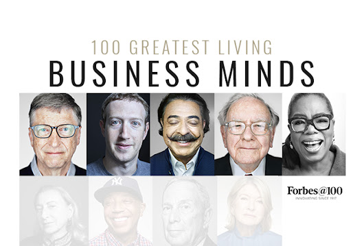 100 Greatest Living Business Minds