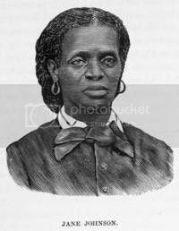 North Carolina slave who was freed in Philadelphia