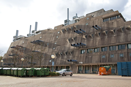 Brutal*ist Berlin – The Brutalist Architecture of Berlin | Shlur