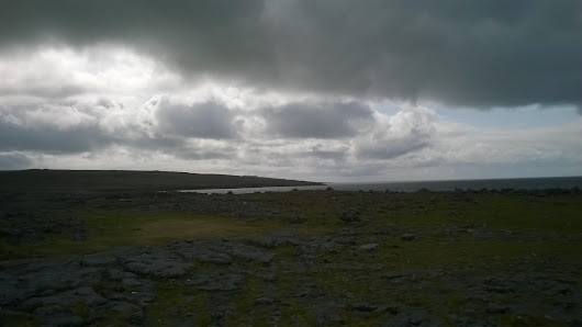 The Burren. Memories from the Middle-earth