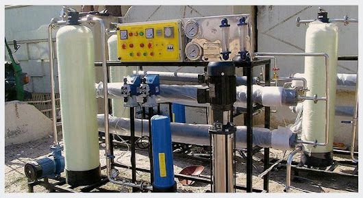 Commercial RO Water Treatment Plant Supplier in India – Indian ION Exchange