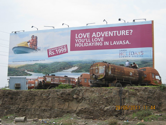 Adventure in Lavasa!