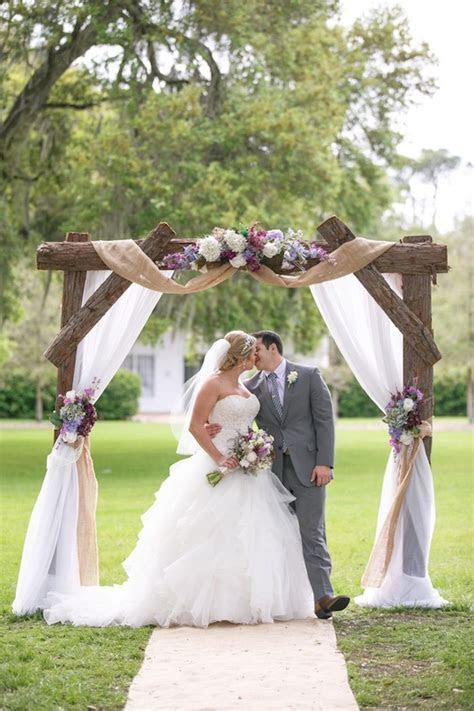 Teal and Purple Rustic, Vintage Tampa Bay Wedding   #