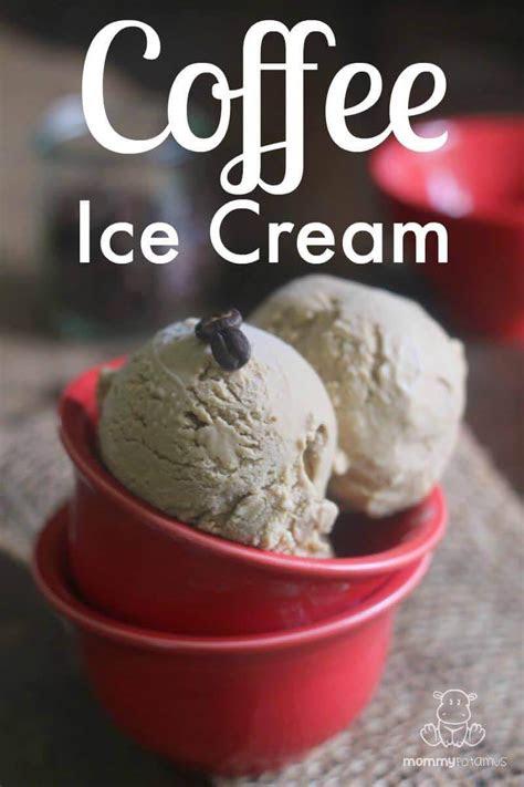 coffee ice cream recipes dishmaps