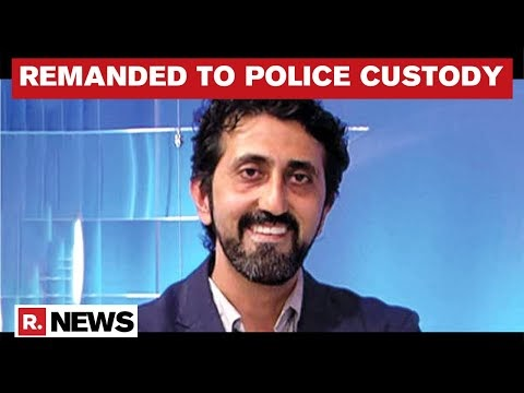 Republic CEO Vikas Khanchandani Remanded To Police Custody Till December 15