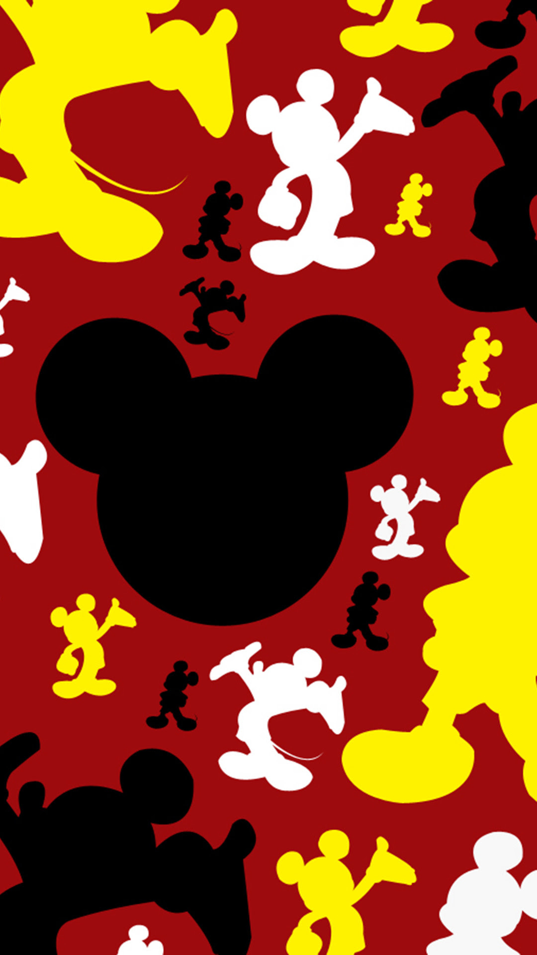 Cute Mickey Mouse iPhone Wallpaper 71+ images