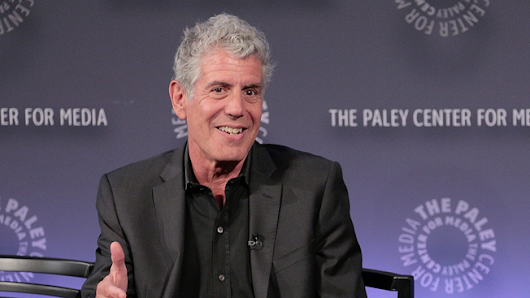 Why Anthony Bourdain Is Bullish on the Future of Long-Form Digital Storytelling