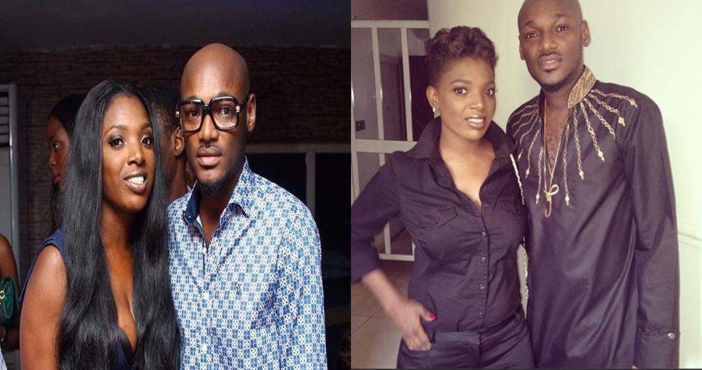 Annie Idibia reacts as 2Face declares he likes women