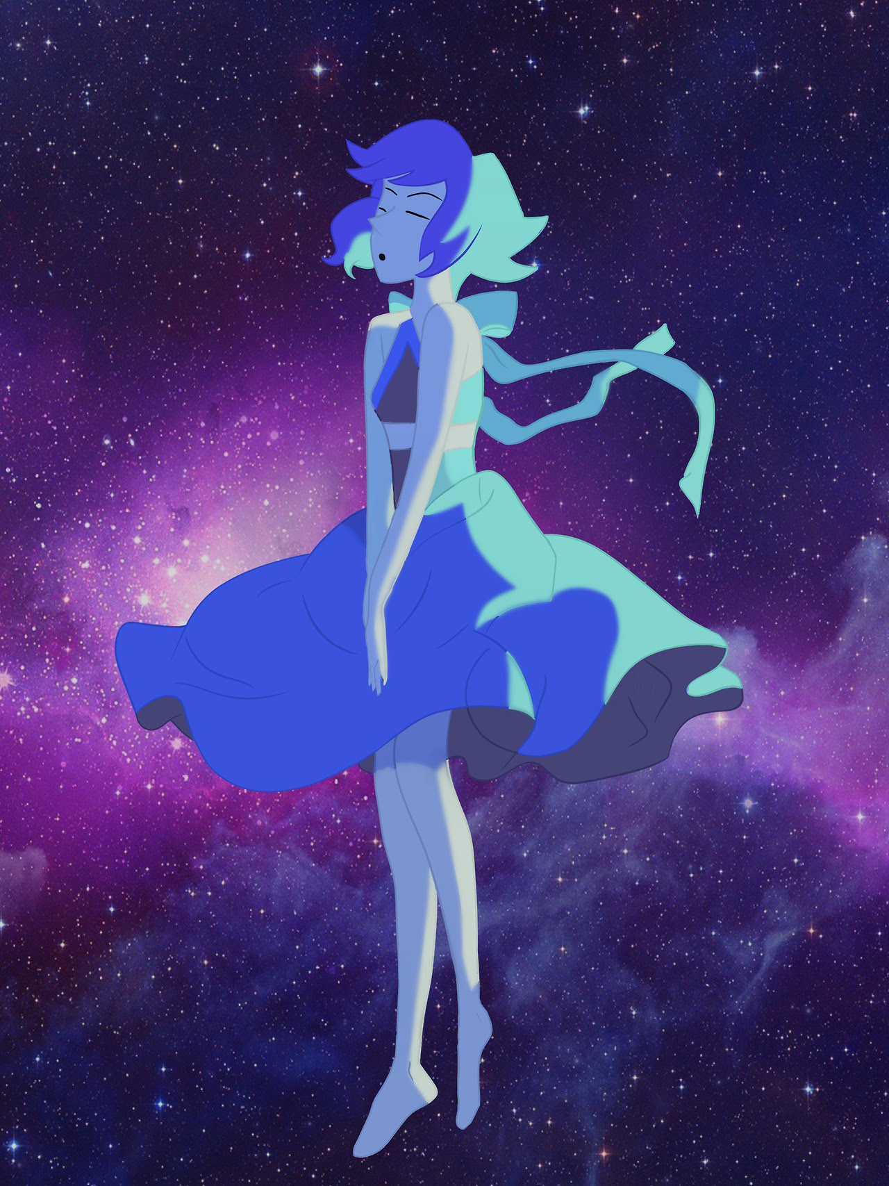 ~Lapis in Space~