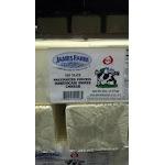 James Farm 160 Slice American Swiss Cheese 5 Lb
