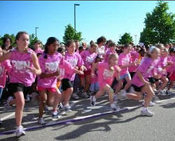 Kent County Girls on the Run