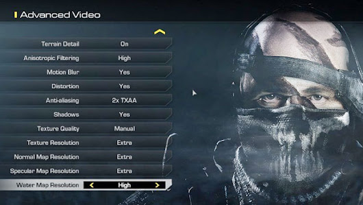 PC System Requirements for COD Ghosts - Call of Duty Ghosts Elite