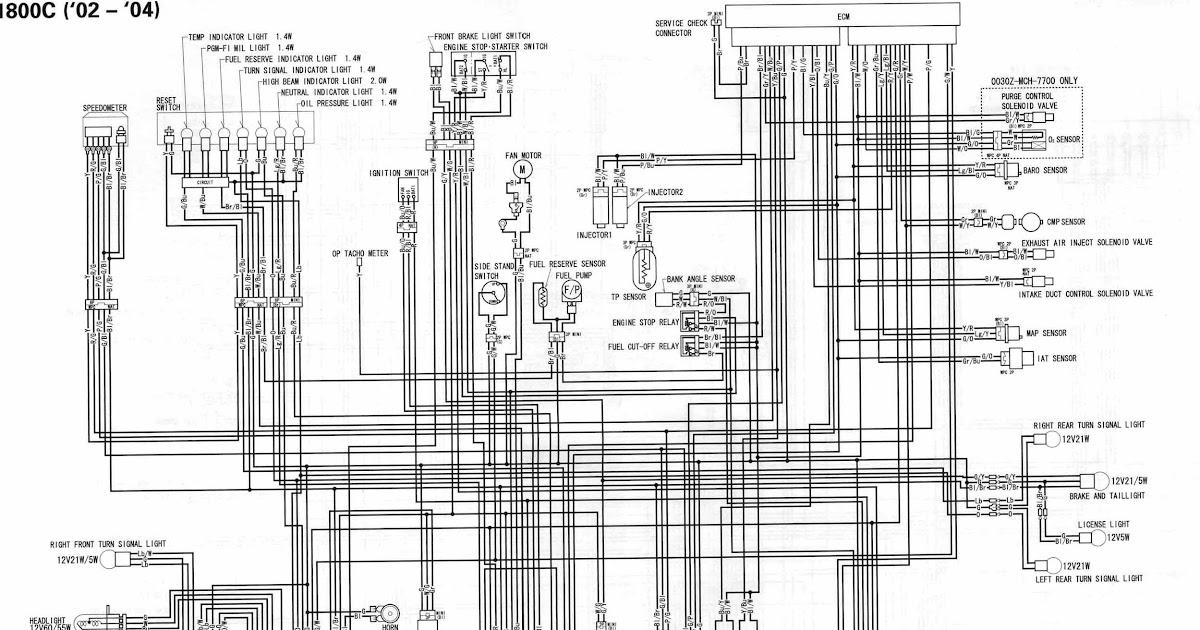 06 Vtx 1300 Wiring Diagram