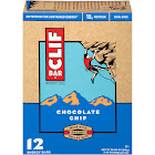 Clif Energy Bar, Chocolate Chip - 12 pack, 2.4 oz bars