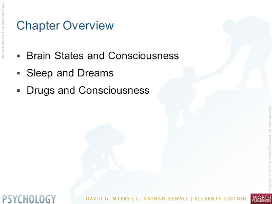 Chapter Overview Brain States and Consciousness Sleep and Dreams