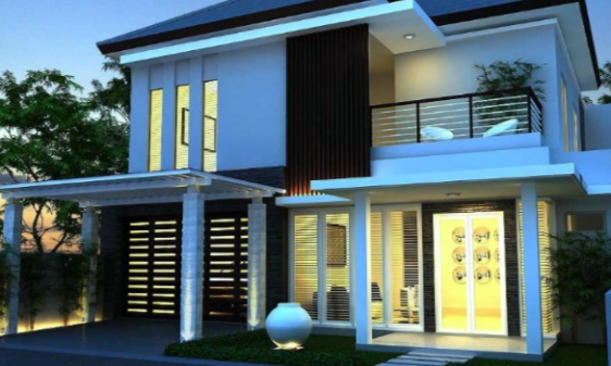 Desain Rumah Minimalis Ukuran 6x12   Ide Rumah Minimalis