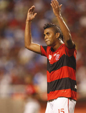Muralha, Flamengo x Emelec (Foto: André Portugal / VIPCOMM)