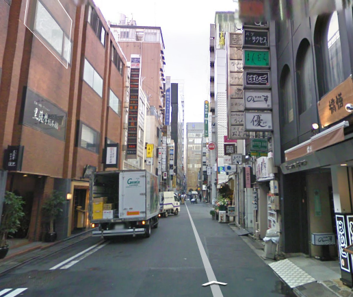 Google Updates Tokyo Japan Street View Now High Res