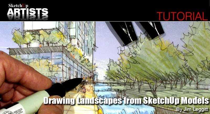 Sketchup Garden Design Tutorial - jajlindulu