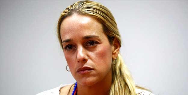 Lilian Tintori: Castigan a Leopoldo López por enviar cartas | iJustSaidIt