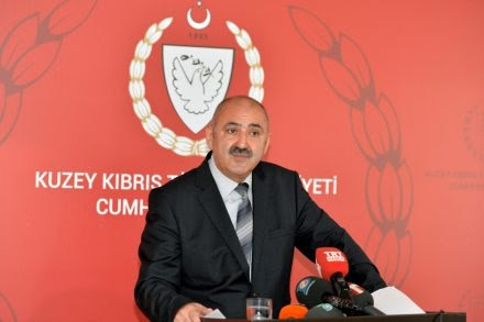 TRNC News – Burcu: Negotiations can resume with elimination of Enosis Plebiscite