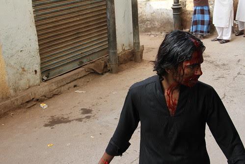 Ghame Shabeer ..Khoon Behta Hai ..Ghame Hussain Dilon Main Rehta Hai by firoze shakir photographerno1
