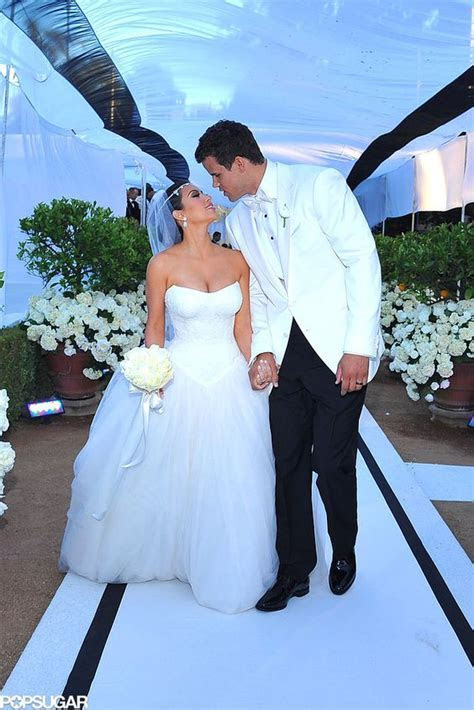 The Ultimate Celebrity Wedding Gallery   In august, Kim