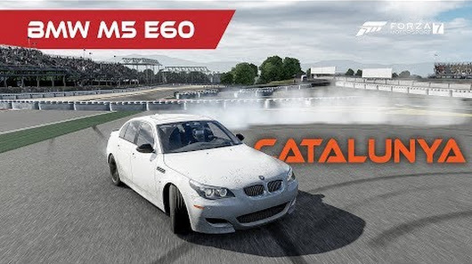 Forza Motorsport 7 BMW M5 E60 2009 Gameplay UHD 2160p