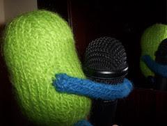 Henry singing