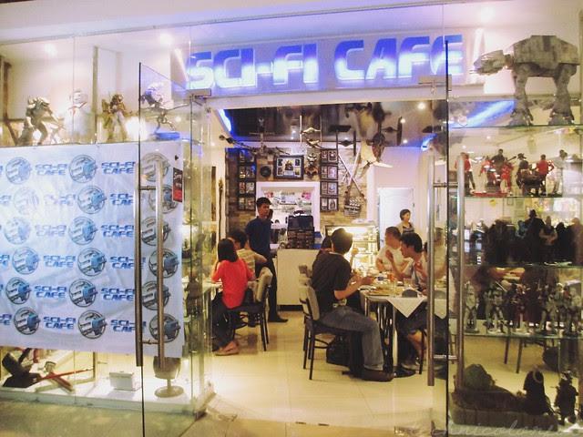 Sci Fi Cafe