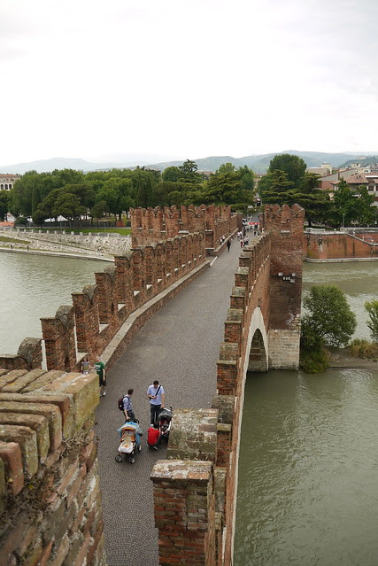 Ponte Scaligero 史卡利傑羅橋