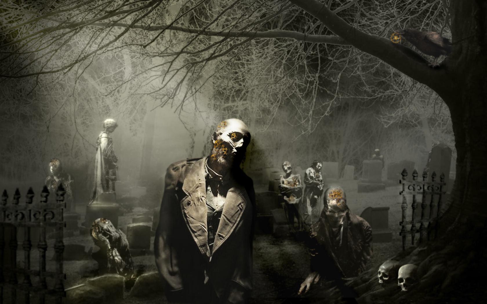 Kumpulan Wallpaper De Zombies Hd