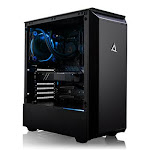 Cybertron CLX Horus X399 Liquid Cooled Custom Gaming PC - AMD Threadripper 1900x 8 Core, NVIDIA GeForce RTX 2080 8GB, 32GB DDR4-2666MHz, 480GB SSD,