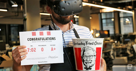 KFV - Kentucky Fried Virtual