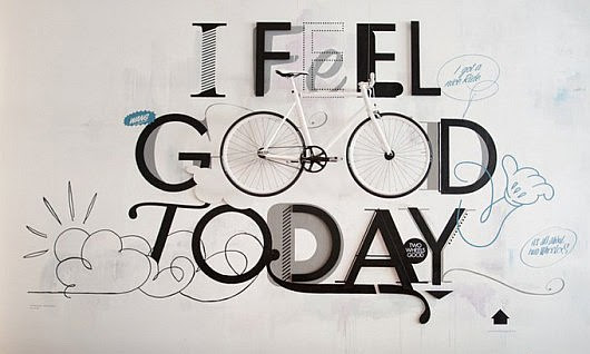 I Feel Good Today Quote Picture