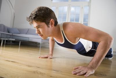 How to Do a Three-Point Pushup