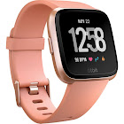Fitbit Versa - Smart Watch with Heart Rate Monitor - Peach