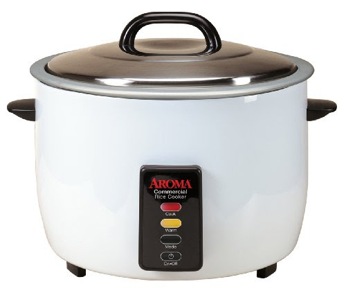 Ofphantombank Blogspot: Aroma ARC-1024E Commercial 48-Cup (Cooked) Rice Cooker