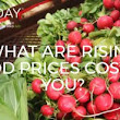 What Are Rising Food Prices Costing You