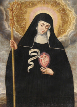 IMG ST. GERTRUDE the Great