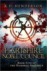 Hartshire Noble Council by R.D. Henderson