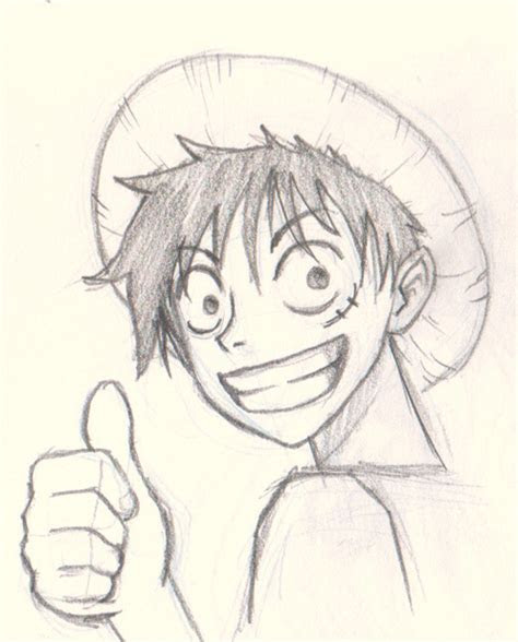 draw luffy  piece drawing  digital painting