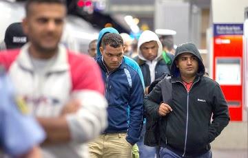 В Германию через Беларусь нелегально проникли 4300 мигрантов
